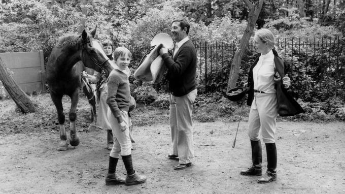 Jean Rochefort : Ce que les chevaux lui ont appris sur le métier d'acteur