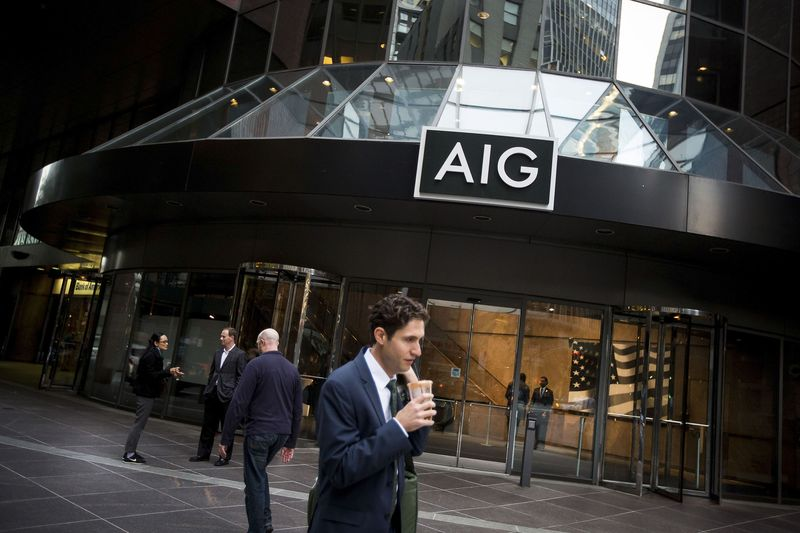 AIG's Dealmaking Return Could Be Just the Start<br>