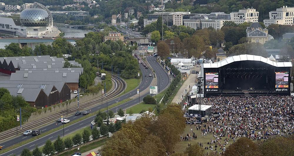 Organisation de concerts : la France terrain d'affrontement des deux géants américains