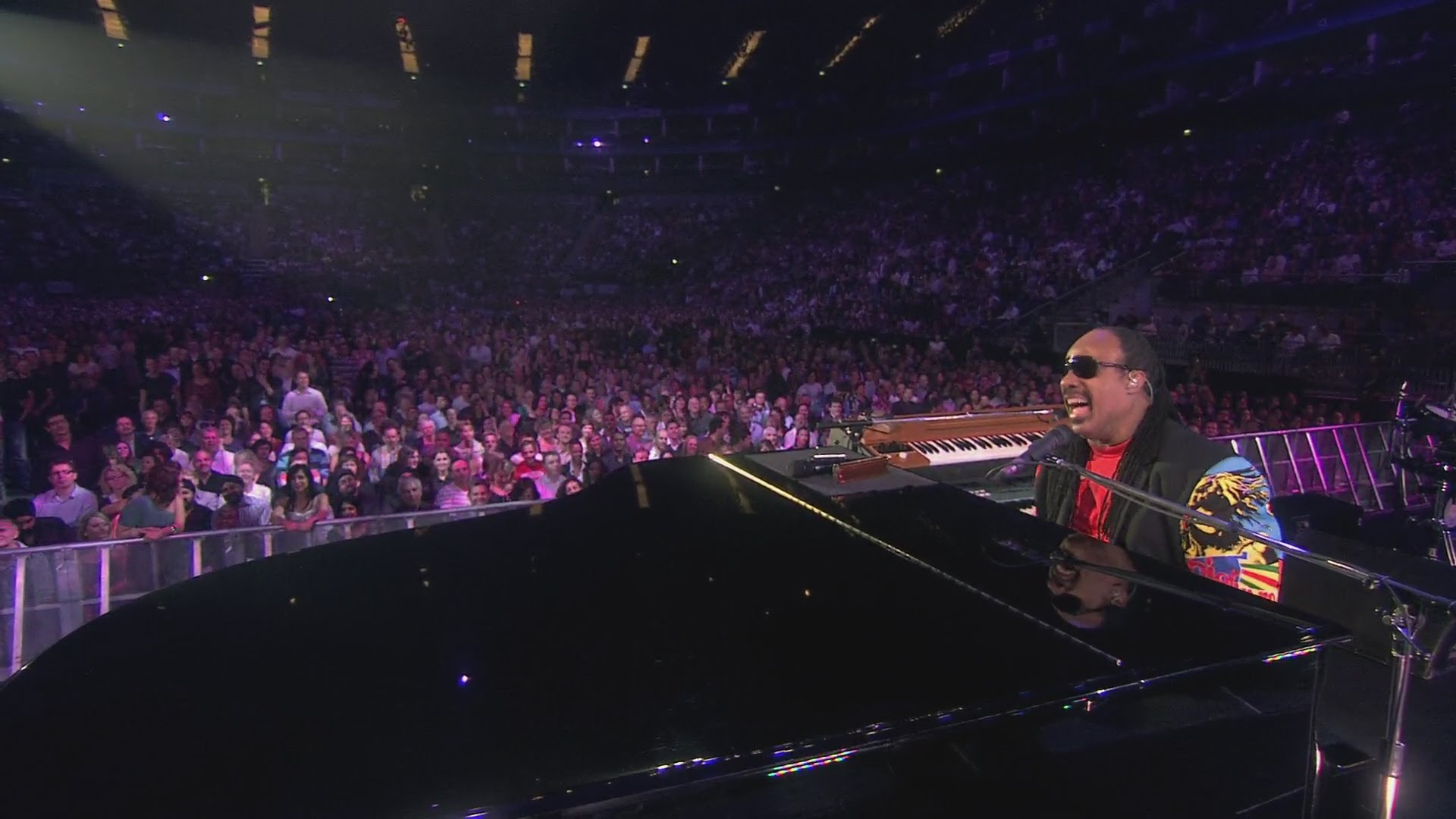"""Wonder Blunder"" Promoter Sentenced 5 Years Over 2012 Stevie Wonder Concert That Never Happened"