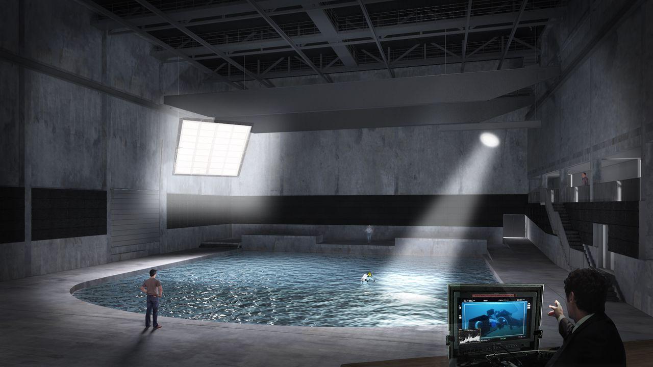 <div>Grootste onderwaterfilmstudio van Europa komt in... Vilvoorde</div>