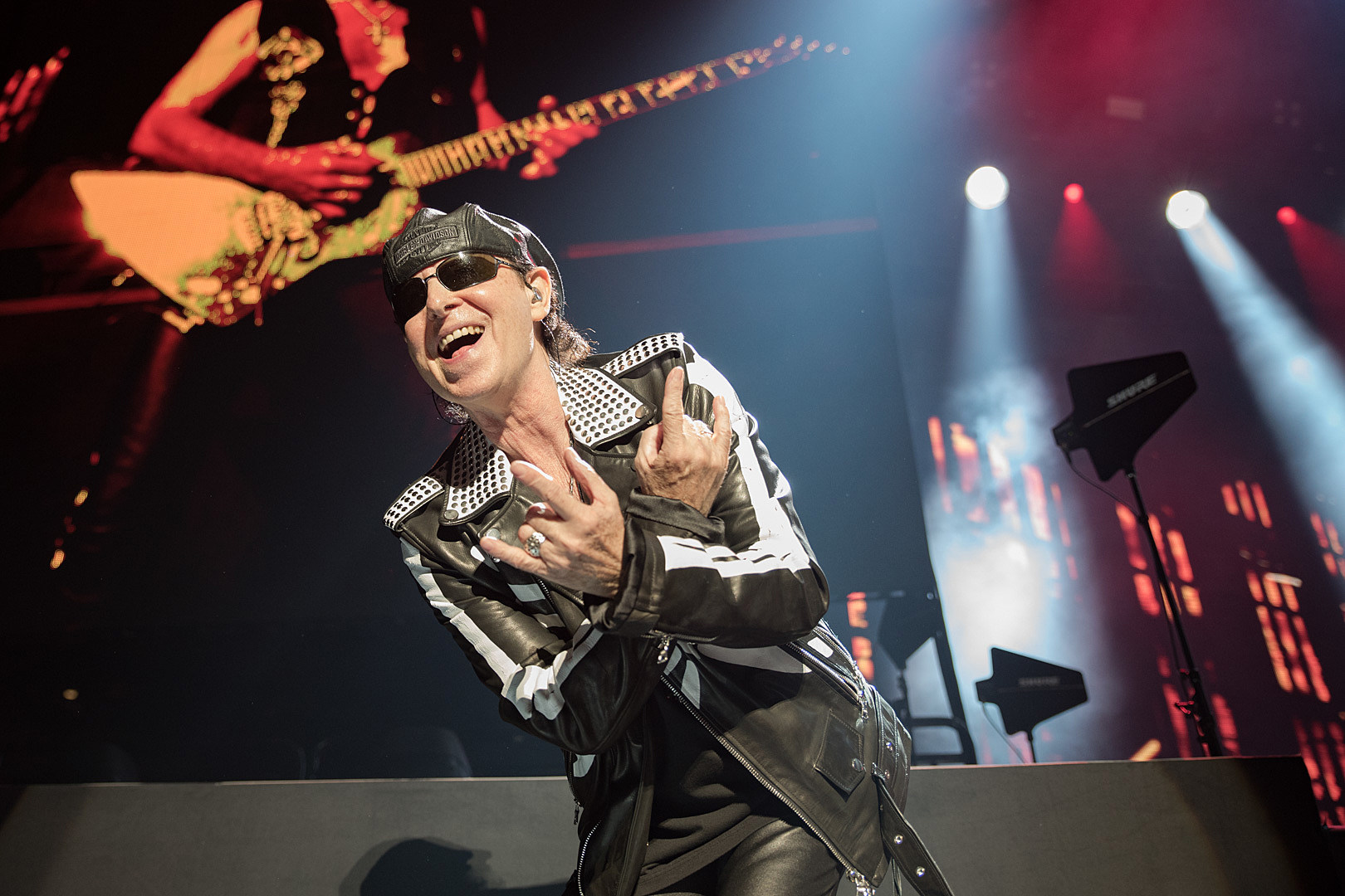 <div>Illness Forces SCORPIONS Sydney Concert Cancelation</div>