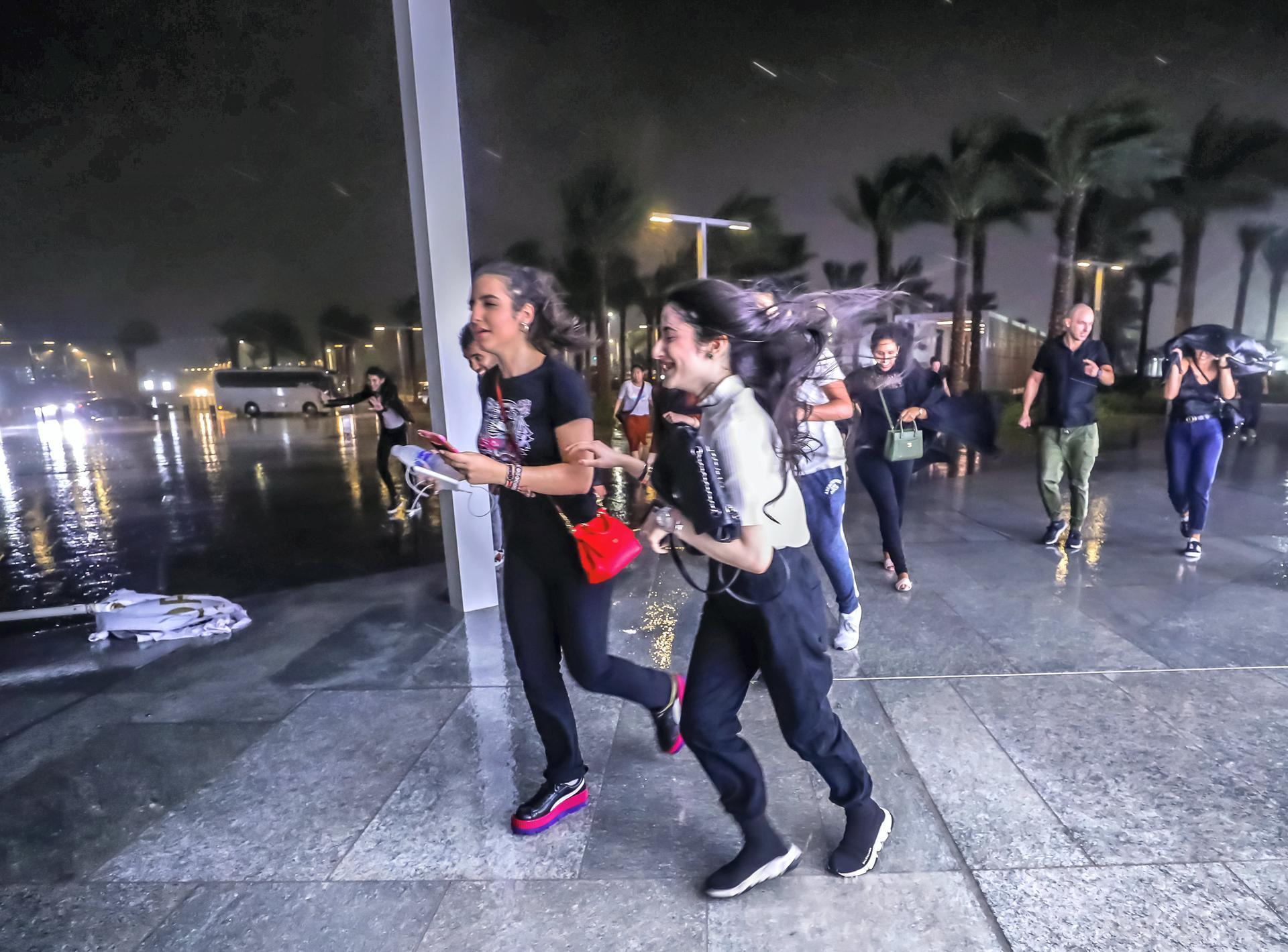 <div>Louvre Abu Dhabi cancels Dua Lipa concert due to rain</div>