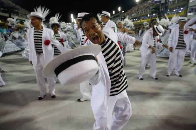 <div>Carnaval movimentou R$ 3,78 bilhões na economia do Rio de Janeiro.</div>