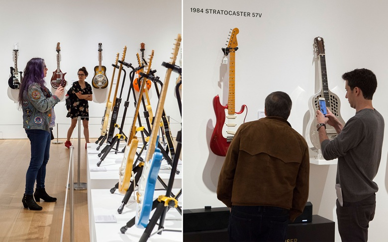 <div>The David Gilmour Guitar Collection sells for $21.5 million</div><div><br></div>
