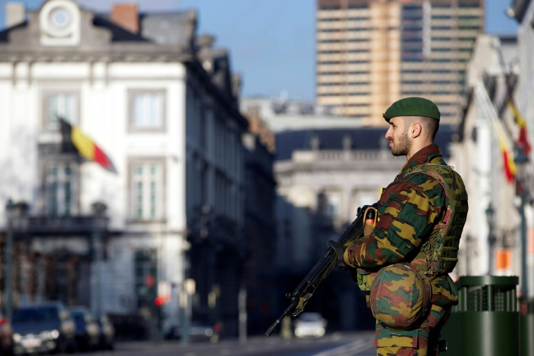 <div>Police in Belgium nab man suspected of planning attack on U.S. Embassy in Brussels</div>