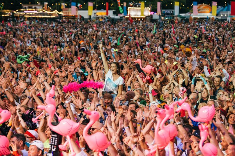 <div>Rewind North festival cancelled over 'extreme weather' with 24 hours to go.</div>