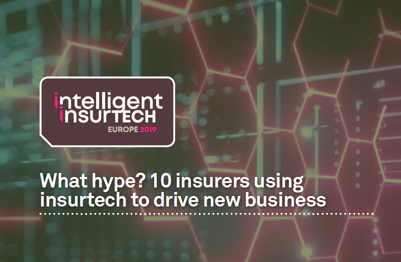 """<div>What hype? 10 insurers using&nbsp;<span style=""""font-size: 1.2rem;"""">insurtech to drive new business</span></div>"""