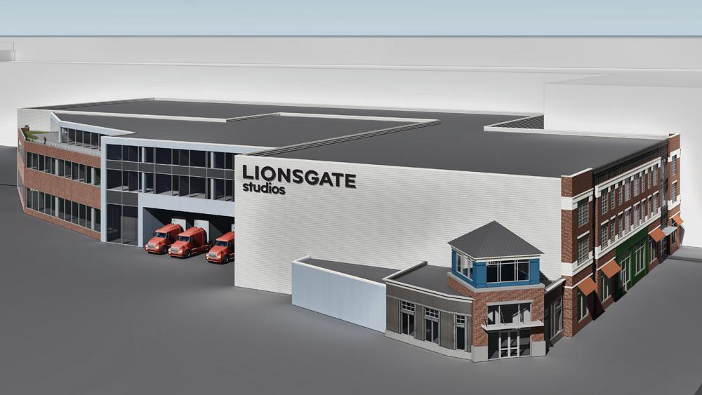 <div>Lionsgate Planning $100 Million New York Studio Complex.</div>