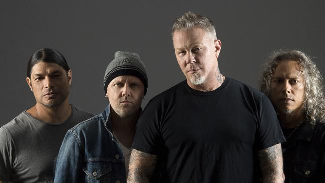 <div>Metallica cancel Australian stadium tour as frontman enters rehab.</div>