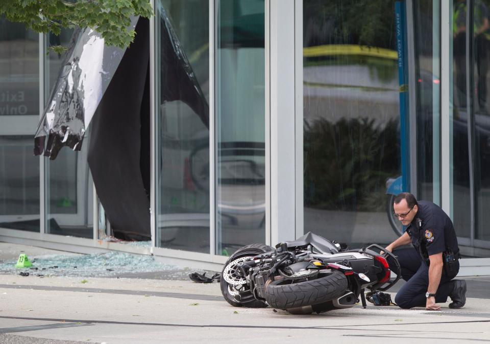 <div>Fox safety errors contributed to fatal 'Deadpool' crash, report finds</div><div><br></div>