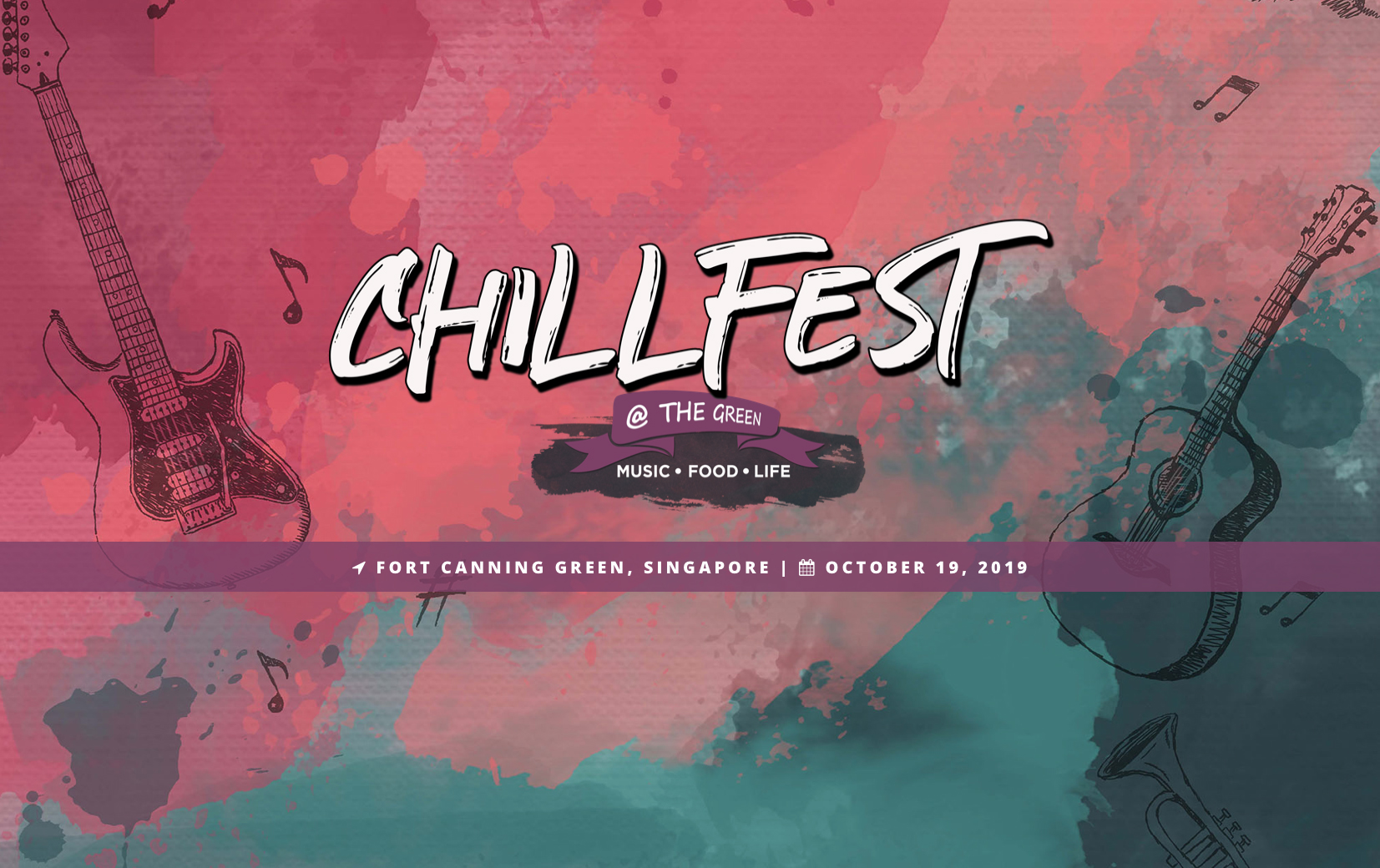 <div>Eco music festival ChillFest@The Green cancelled 10 days ahead of event</div>