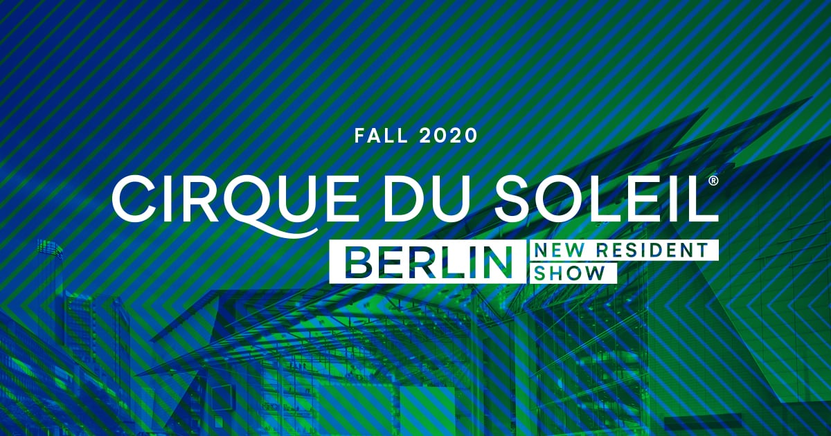 <div>Live-Nation to co-produce Cirque du Soleil Berlin Residency</div>