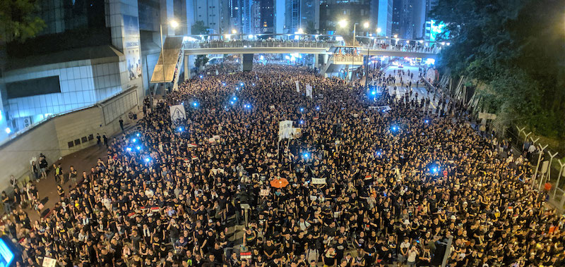 <div>New Rolling Loud Fest called off amid HK protests</div>