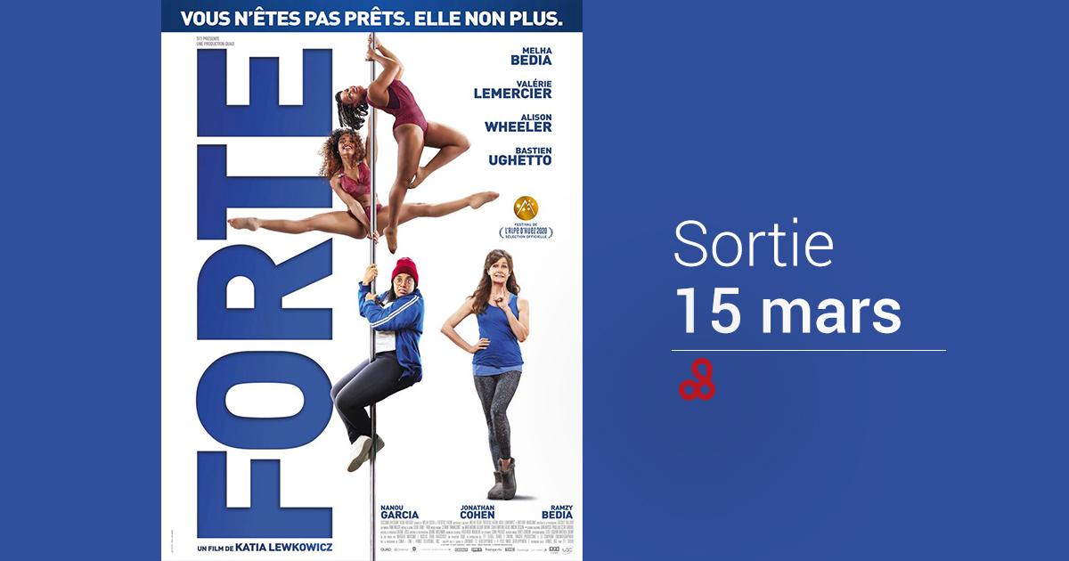 Forte, un film qui sort ce 15 avril... sur Amazon Prime Video
