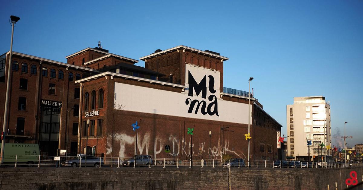 MIMA Museum : l'art urbain, ADN atypique from Belgium.